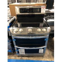 7.3 cu. ft. Electric Double Oven Range with ProBake Convection® and EasyClean® **OPEN BOX ITEM** West Des Moines Location