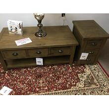 940-1/940-8 cocktail and end table