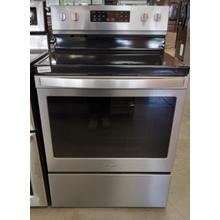 See Details - 5.3 cu. ft. Whirlpool® electric range with Frozen Bake™ technology