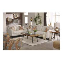 Ashley 417 Benissa Alabaster Sofa and Love