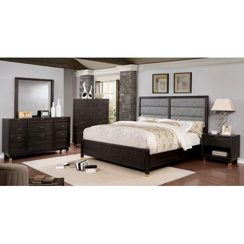 Bryony 4Pc Cal King Bed Set