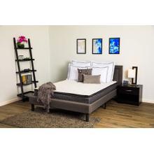 """View Product - C100 8.75"""" PillowTop Mattress, Queen"""