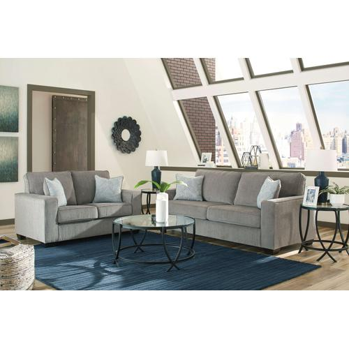 Altari - Alloy Sofa & Loveseat
