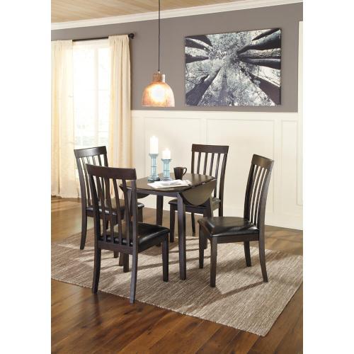 Ashley Furniture - Drop Leaf Table Set