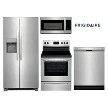 """See Details - Frigidaire 33"""" SXS Package"""