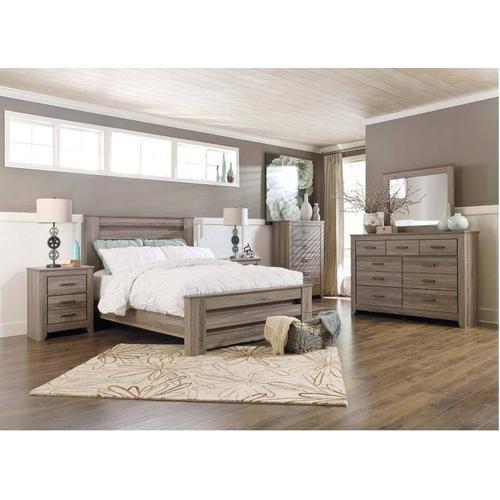 4 Piece Queen Bedroom Set