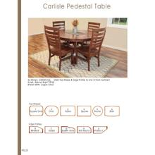 Carlsile Table