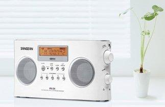PR-D5  FM-Stereo RBDS / AM Digital Tuning Portable Receiver