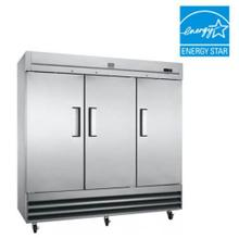 72 cu. ft. Commercial Reach-in Fridge