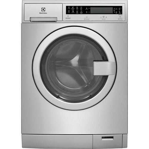 Electrolux 2.4CF Stainless Steel Front Load Washer