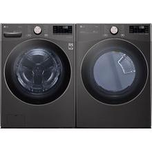 See Details - LG Front Load Washer and Electric dryer