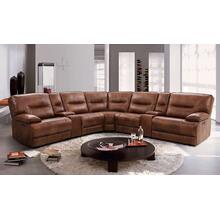 See Details - WX70048SEC  Sectional     ***TOP GRAIN COWHIDE LEATHER***