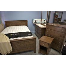 See Details - Shoreview Oak Queen 5-Piece Bedroom Set