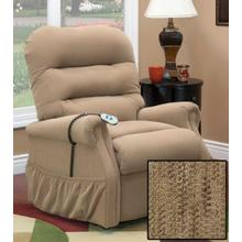 Three-Way Wide Reclining Lift Chair