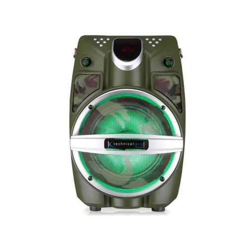 Technical Pro Rechargeable Portable Speaker