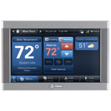 THERMOSTATS & CONTROLS - COMFORTLINK II XL950