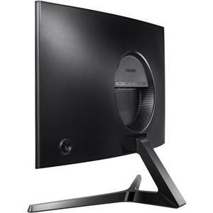 "Samsung - Samsung 24"" Curved Gaming LED Monitor"
