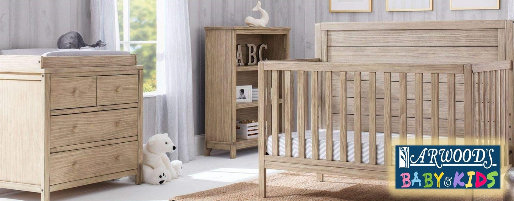 Nursery & Baby furniture on sale at Missouri's LARGEST Furniture Store.