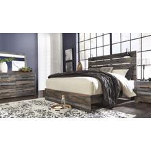 See Details - Drystan Queen Bed, Dresser, Mirror