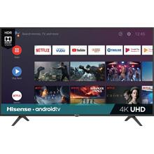 "See Details - 65"" 4K UHD Hisense TV, HDR, Android"
