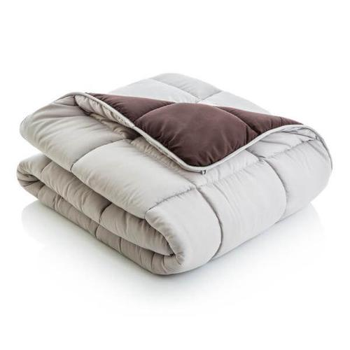 Malouf - Reversible Bed in a Bag - Cal King Coffee