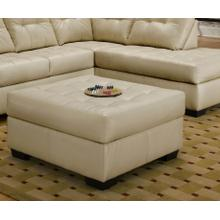 9568 Pearl Large Cocktail Ottoman