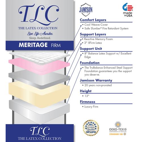 TLC Meritage LUX Firm