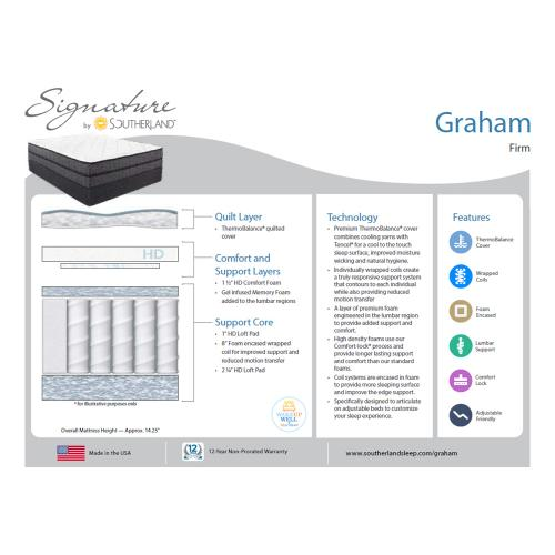Southerland - Signature Collection - Graham - Firm