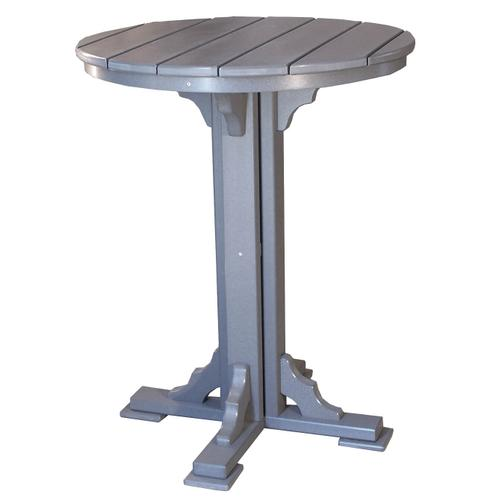 "34"" Round Bar Table"