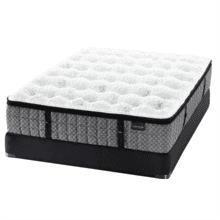 View Product - Aireloom Onyx Preferred Thornton Luxetop™ Firm Mattress