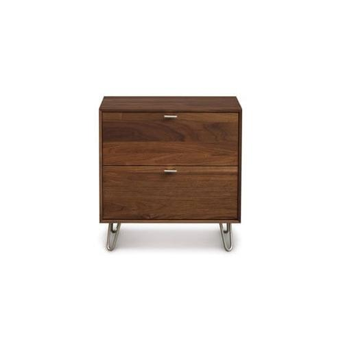 CANTO 2 DRAWER NIGHTSTAND