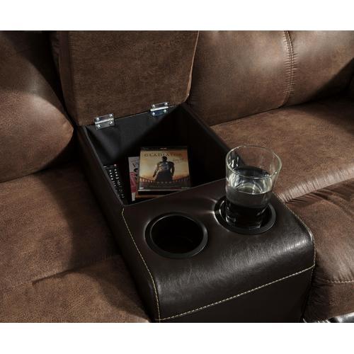 Ashley Furniture - Follett Two tone Sofa and Loveseat