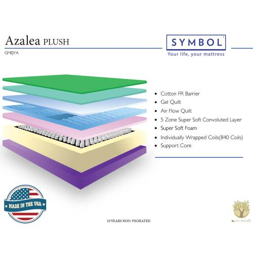 Azalea Plush