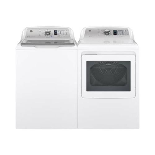 Product Image - GE Glass Top Washer and Dryer Set
