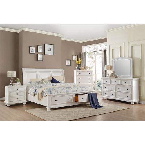 Packages - Laurelin 4Pc Cal King Bed Set
