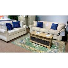 Stain Resistant Sofa & Loveseat