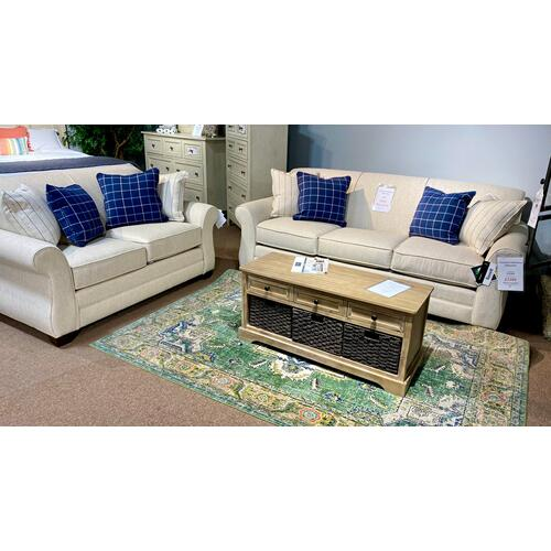 Stain Resistant Sofa & Loveseat