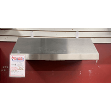 "30"" Stainless Steel ENERGY STAR® Certified, Under Cabinet Range Hood, 440 CFM"