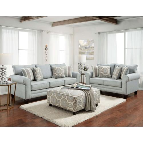Grande Mist Sofa & Loveseat