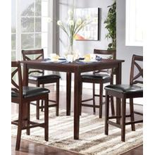 Milo Counter Dining Table with 4 Chairs