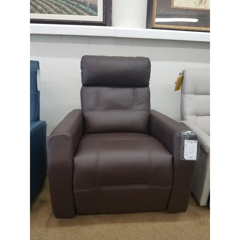 Power Rocker Recliner w/Power Headrest