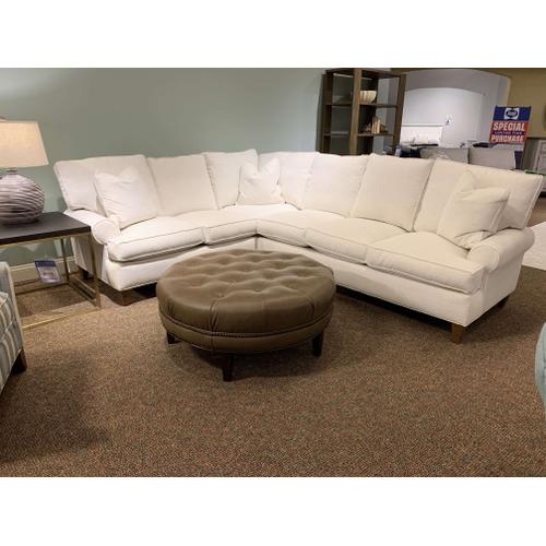 Cindy Sectional with Crypton - Kid Proof/ Pet Proof Fabric