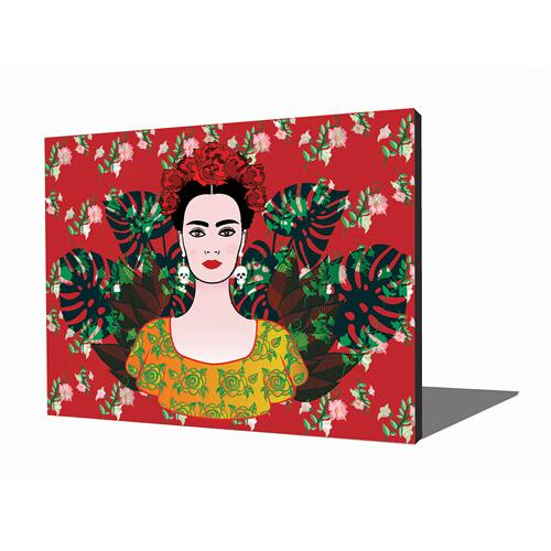 Wall Art - Frida
