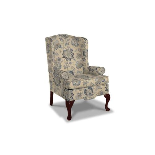 0375 Wing Back Chair