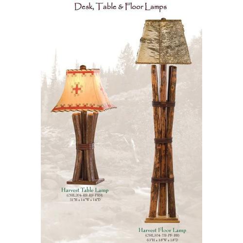 Desk, Table & Floor Lamps