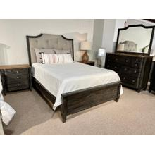 See Details - Queen Bed, Dresser, Mirror, Chest and 2 Nightstands