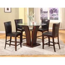 Crown Mark 1710 Camelia Counter Height Dining Group