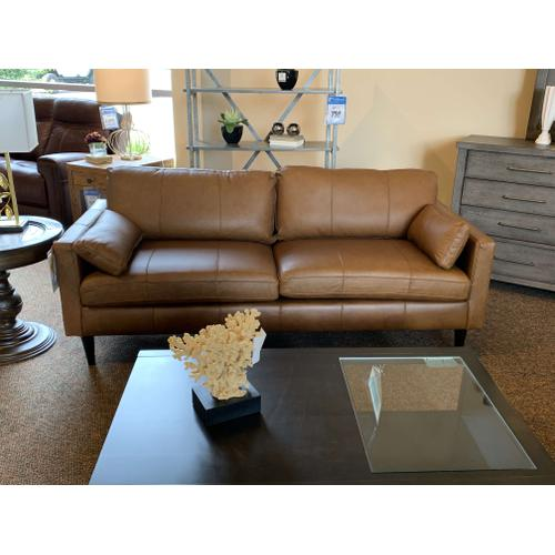 Trafton Collection Leather Accent Chair