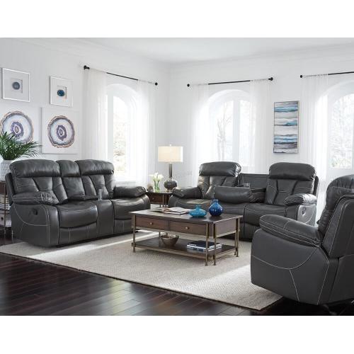 Standard 415 Peoria Reclining Sofa and Love