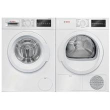 Bosch 300 Series Washer and Dryer Package
